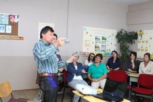 seminar cu Pro Schule Ost