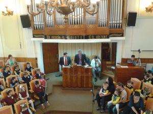 Vizita ACSI Moldova Noua