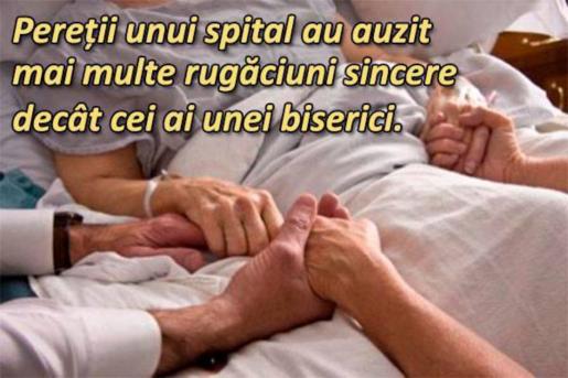 biserica spital rugaciune