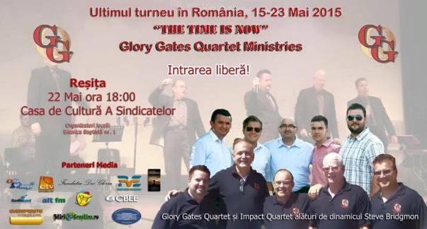 glory gates resita 2015