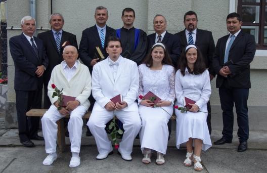 Candidatii la botez dezesti