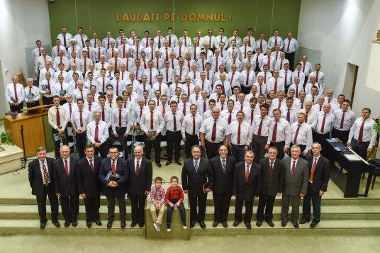 corul barbatesc reunit Timisoara 2015