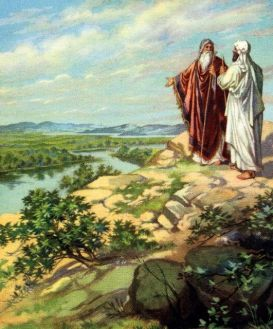 Abram and Lot Separate Genesis 13:8-10