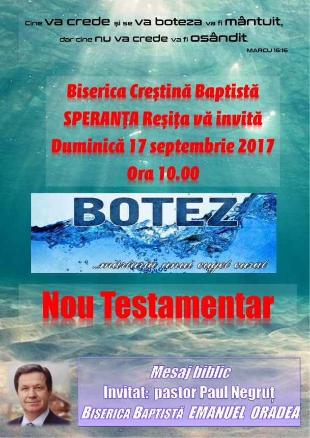 ANUNT BOTEZ 2017-09 SPERANTA RESITA1-1
