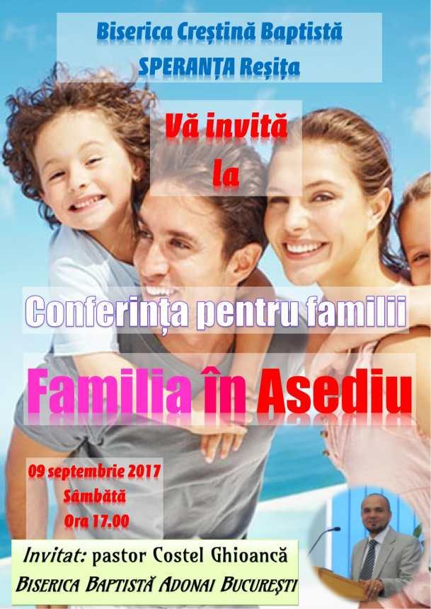 ANUNT conferinta 2017 SPERANTA RESITA-2
