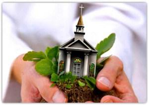 biserica crestere