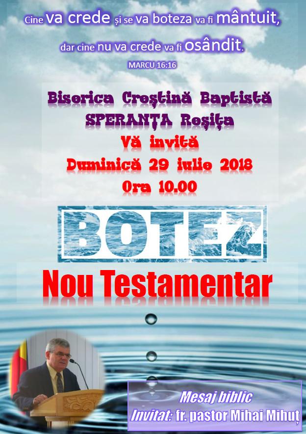 anunt botez bbsr 2018